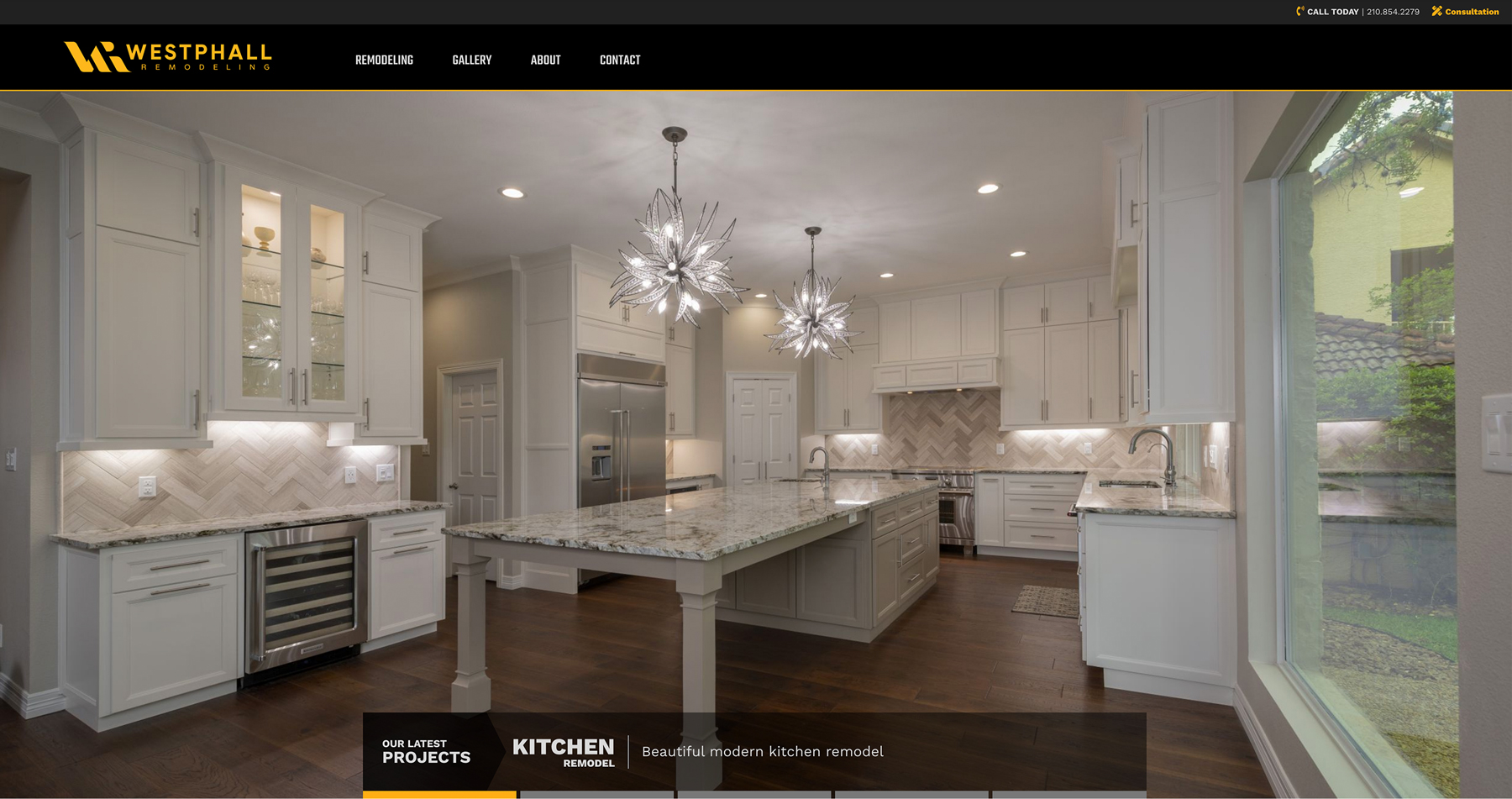 Westphall Remodeling San Antonio Homes Kitchens Additions Bathrooms