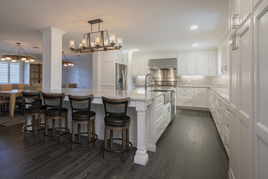 Smithson Valley Kitchen Remodel After